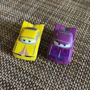 Disney Cars mini racers